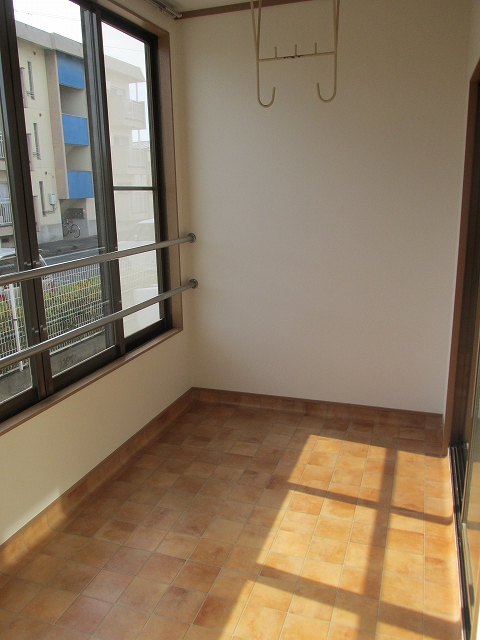 サンハイツ九丁歩Ⅱ 103号室のベッドルーム
