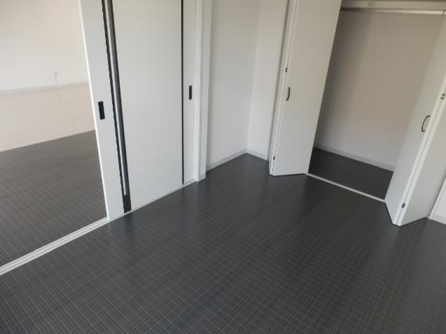 第一我心ケ丘マンション 202号室のベッドルーム