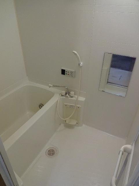 グランドール領家 402号室の風呂