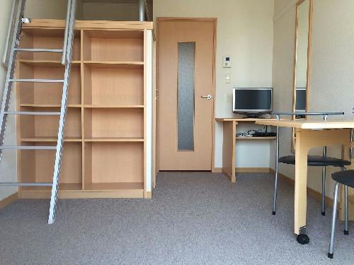 レオパレスSKY 205号室の風呂