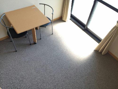 レオパレスSKY 205号室のキッチン
