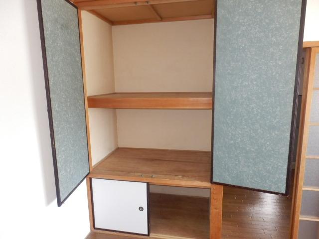 グランビーア表台 201号室の収納