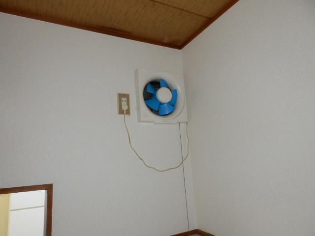 グランビーア表台 201号室の設備