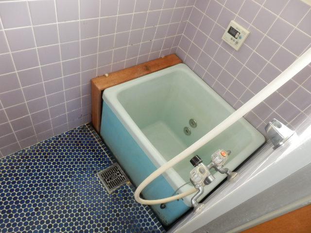 グランビーア表台 201号室の風呂
