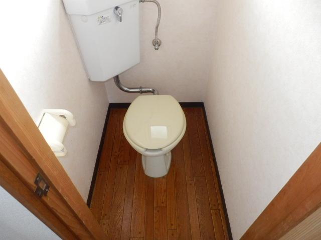 グランビーア表台 201号室のトイレ