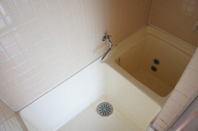 はくゆう荘 201号室の風呂