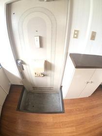 掛川アパート 103号室の玄関