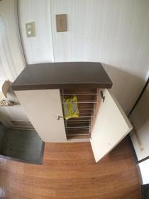 掛川アパート 103号室の収納