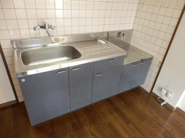 サニーデイズハイム 102号室のキッチン