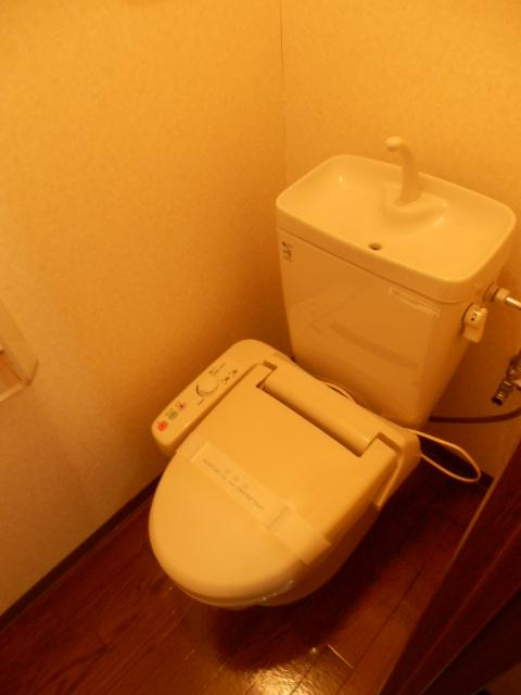 サニーデイズハイム 102号室のトイレ