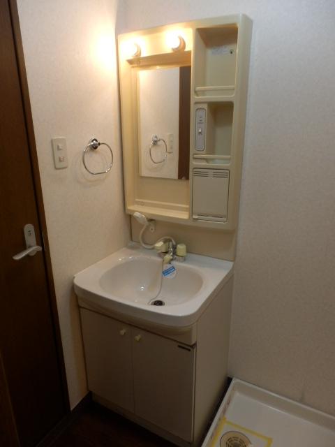 サニーデイズハイム 102号室の洗面所