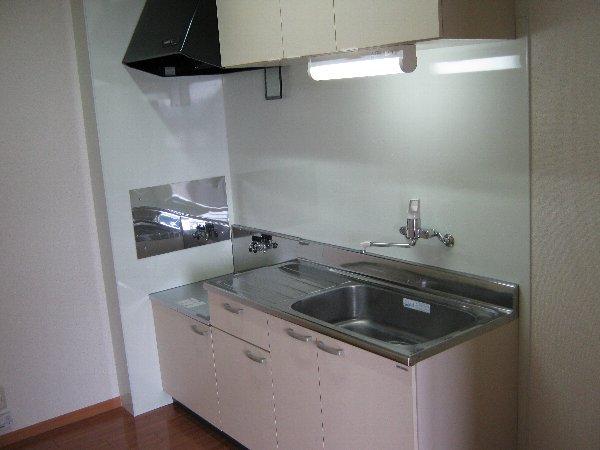 パストラル高棚 202号室のキッチン