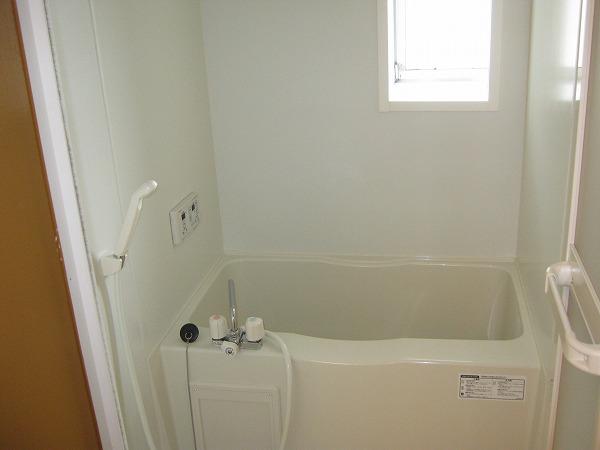 パストラル高棚 202号室の風呂