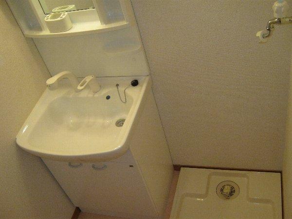 パストラル高棚 202号室の洗面所