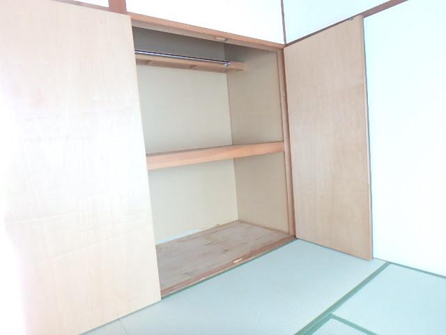グリーンベルⅠ 27号室の収納