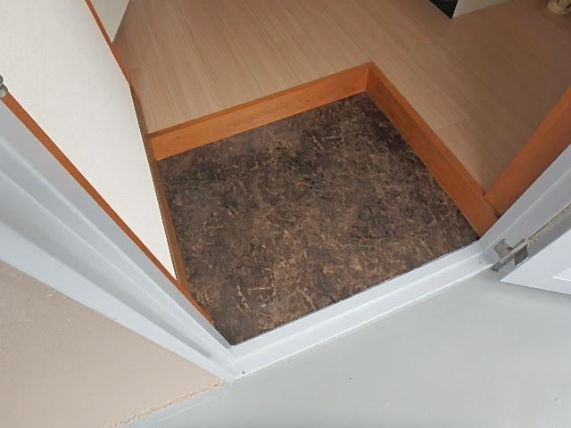 グリーンベルⅠ 27号室の玄関