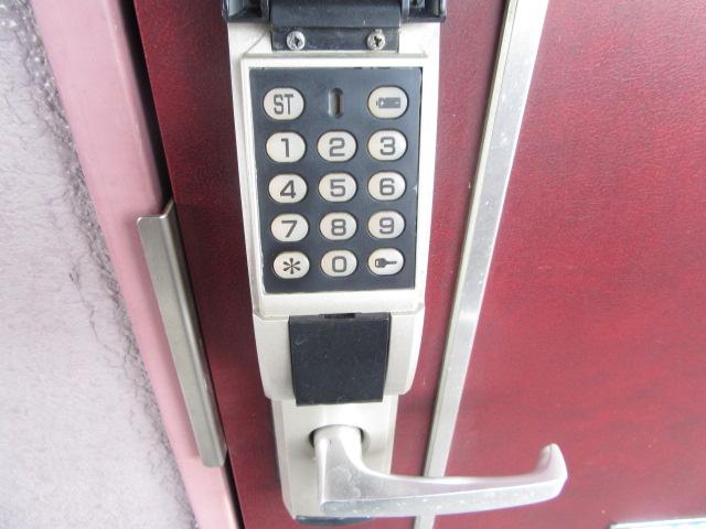 カウベルⅠ 103号室のセキュリティ