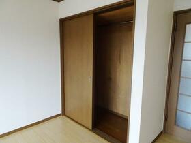 サンハウス1・2 A号室の居室