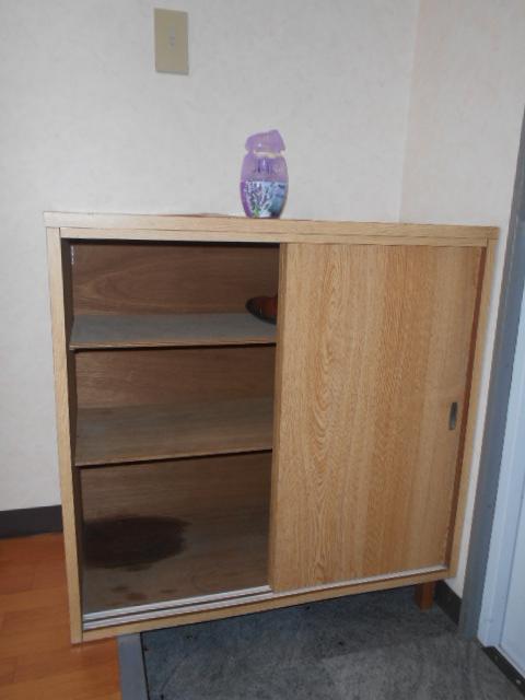 シルキーマンション 402号室の収納