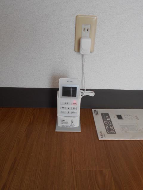 シルキーマンション 402号室のセキュリティ