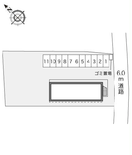レオパレス昭徳Ⅱ 203号室のその他