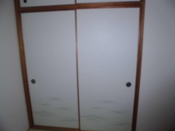 メモリータイム 303号室の収納