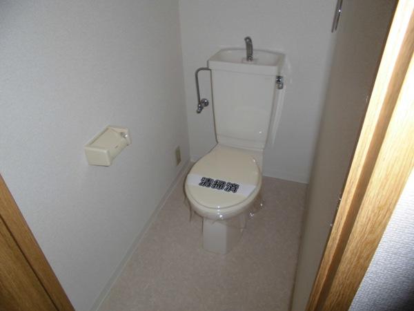 メモリータイム 303号室のトイレ