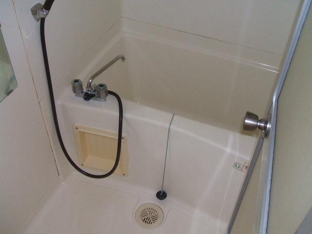 グランドハイツ布橋 105号室の風呂
