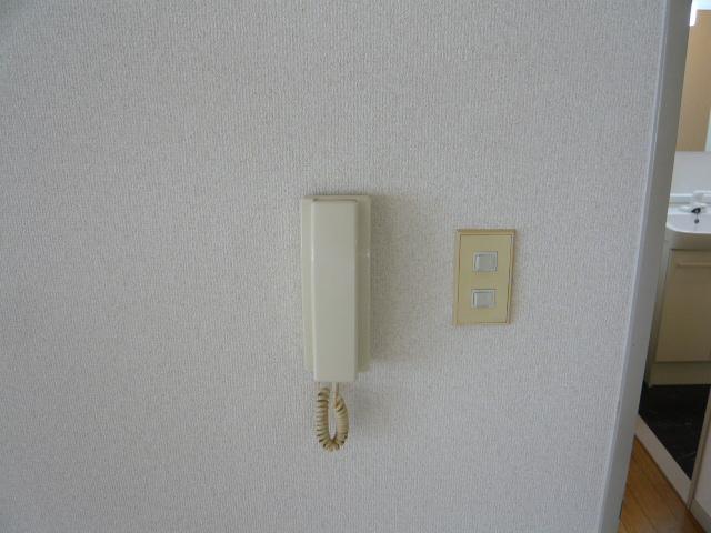 ドミールばんの 303号室のセキュリティ