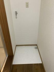 グリーンハイツ 3番館 103号室の洗面所