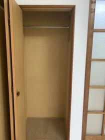 グリーンハイツ 3番館 103号室の収納