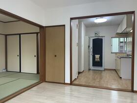 グリーンハイツ 3番館 103号室のリビング