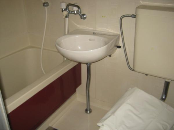 レジデンス天白 2D号室の風呂