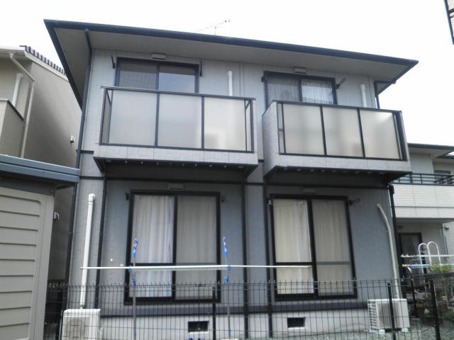 Riverside Satou 101号室の外観