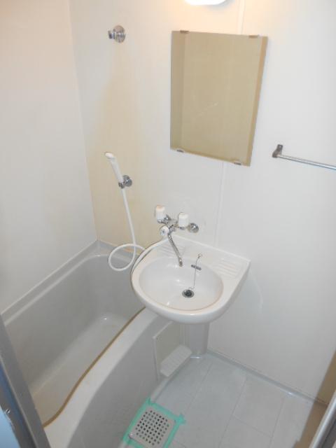 ホルスコート 102号室の洗面所