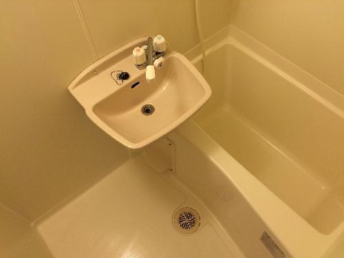レオパレスSKY 302号室の風呂