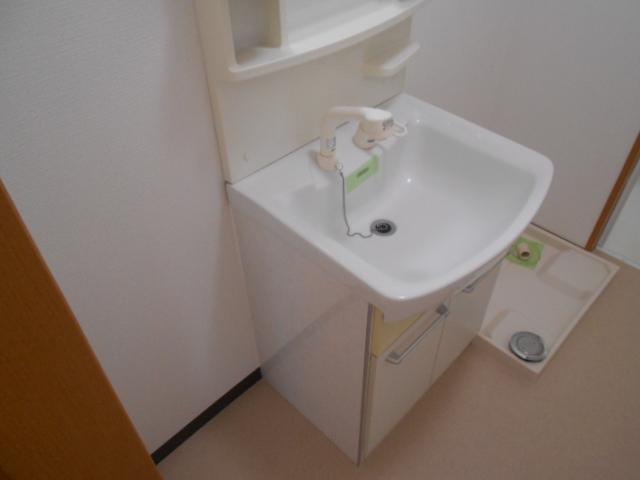 ボアスの洗面所
