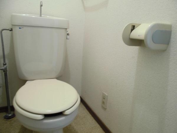 ラメゾンエスポワールⅡ 202号室の洗面所