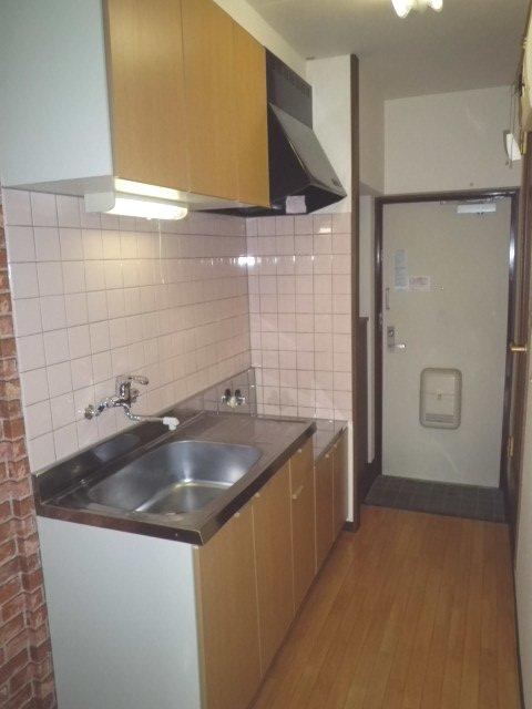 カモミールガーデン 506号室のキッチン