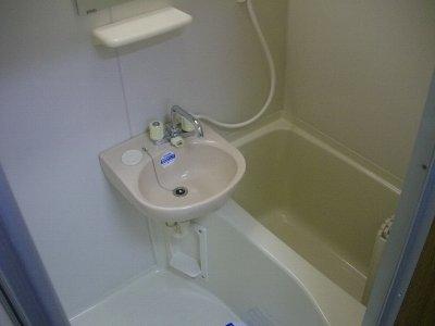 ストーク 8 305号室の風呂