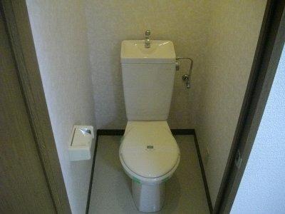 ストーク 8 305号室のトイレ