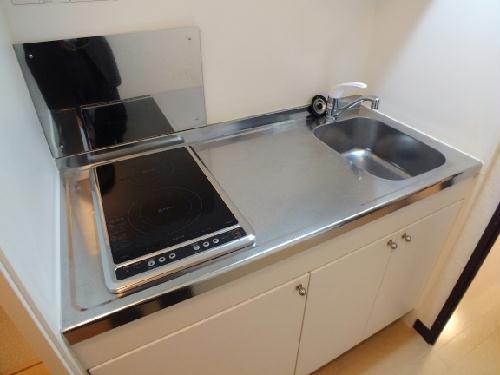 レオネクストチャコルル 104号室のキッチン