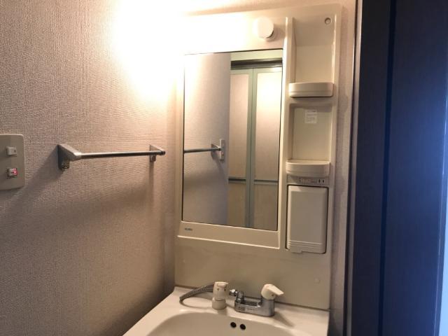 マルトヒルズ 202号室の洗面所