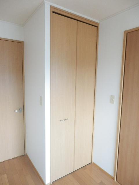 リヴェールあけぼの 201号室の収納