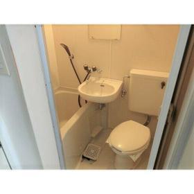 パレス大江 204号室の風呂