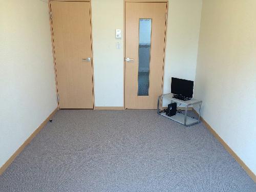 レオパレスエクセルケンFour 205号室のトイレ