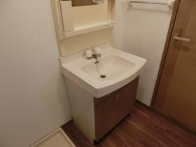 グットフィールド 101号室の洗面所
