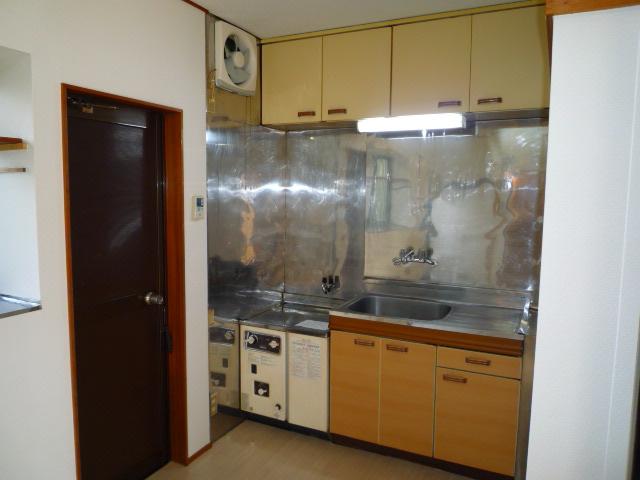 コーポみのり 203号室のキッチン