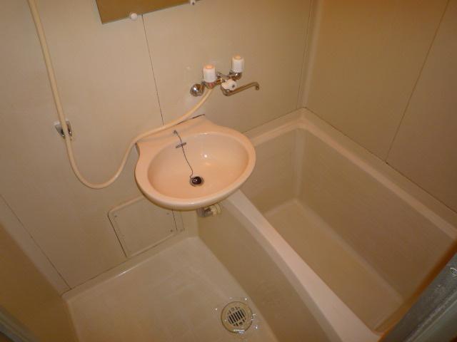 コーポみのり 203号室の風呂