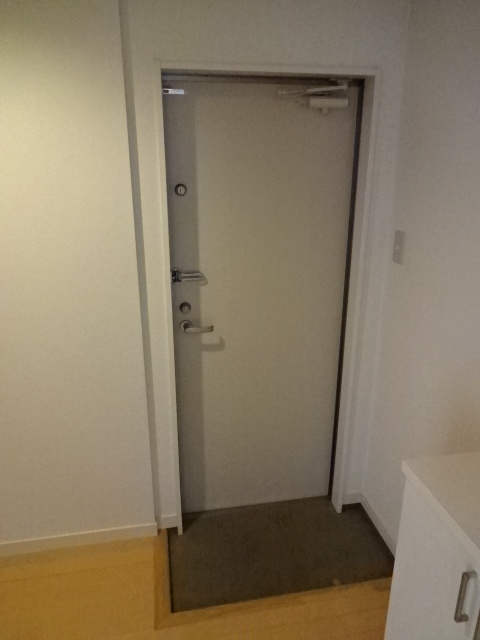 SUNCITY浜松駅南 202号室の玄関